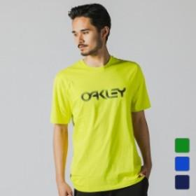 オークリー メンズ 半袖Tシャツ FOGGY OAKLEY TEE (457527) OAKLEY