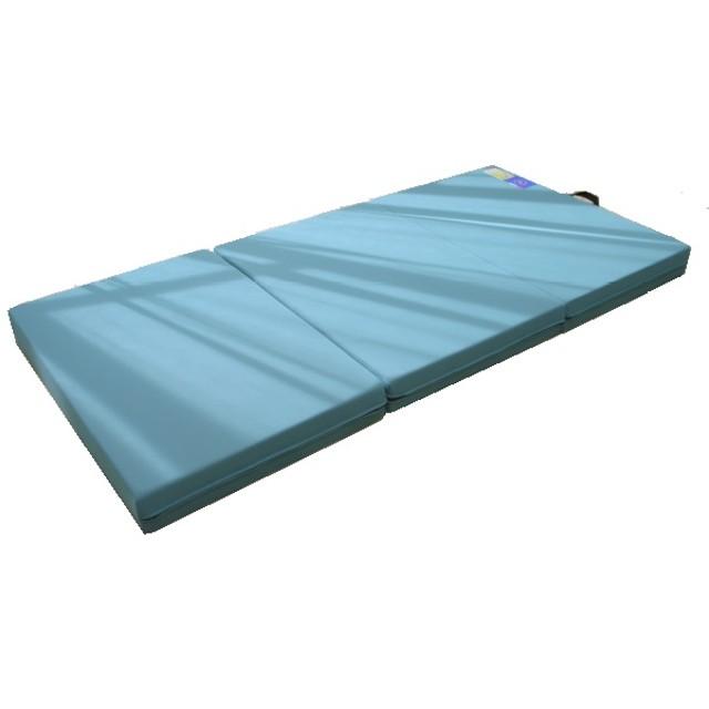 【マニフレックス】 メッシュウィング ミッドブルー セミダブル 約幅117×長さ198×厚さ11cm マットレス