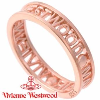 ヴィヴィアンウエストウッド リング 指輪 レディース Vivienne Westwood ヴィヴィアン ウエストミンスターリング ピンクゴールド