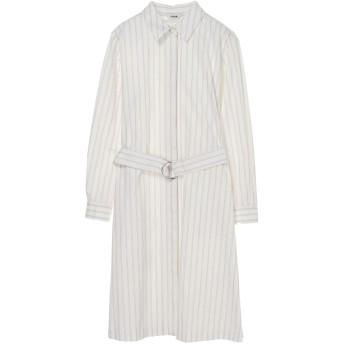Ouur アウアー/BABETTE DRESS ワンピース,ホワイト