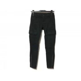 【中古】 ジェイブランド J Brand パンツ サイズ24 レディース ダークグリーン