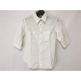 【中古】 ラルフローレン RalphLauren 半袖シャツ サイズ7 メンズ 白