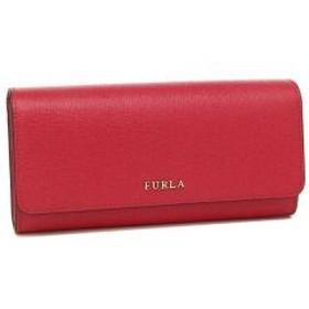 フルラ FURLA 財布 PS12 B30 BABYLON XL BIFOLD バビロン レディース 長財布 無地 カラーをお選び下さい (3)RUBY(875408 RUB)
