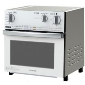 アイリスオーヤマ FVX-D3B-S シルバー [ノンフライ熱風オーブン]