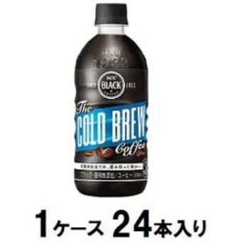 UCC上島珈琲 BLACK COLD BREW 500ml(1ケース24本入) ブラツクCOLD BREW50024[ブラツクCOLDBREW50024]【返品種別B】