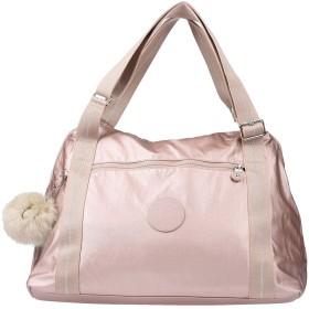 《期間限定セール開催中!》KIPLING レディース ハンドバッグ ピンク 紡績繊維
