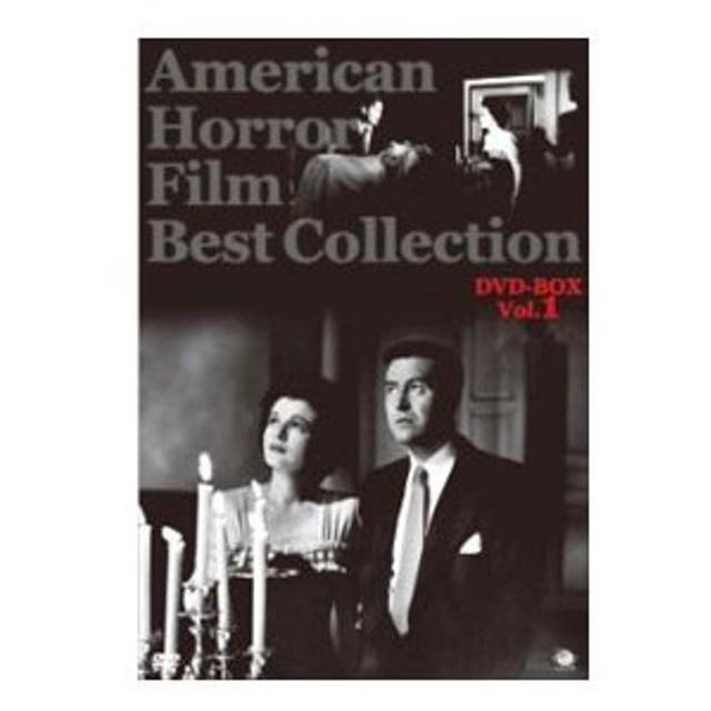 DVD/アメリカンゴシック・ホラー ベストコレクション DVD−BOX vol.1
