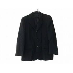 【中古】 コムデギャルソンオム COMMEdesGARCONS HOMME ジャケット サイズS メンズ 黒 肩パッド/薄手