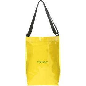 【5,000円以上お買物で送料無料】レイヤードトートバッグ