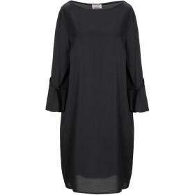 《期間限定 セール開催中》TWENTY EASY by KAOS レディース ミニワンピース&ドレス ブラック 42 ポリエステル 100%