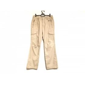 【中古】 パーリーゲイツ PEARLY GATES パンツ サイズ4 XL メンズ ベージュ