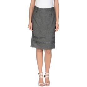 《セール開催中》COAST WEBER & AHAUS レディース ひざ丈スカート 鉛色 42 レーヨン 46% / ウール 40% / ナイロン 14%