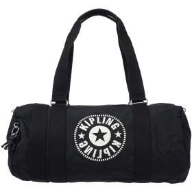《セール開催中》KIPLING レディース ハンドバッグ ブラック 紡績繊維