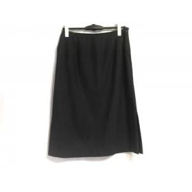 【中古】 ミスアシダ miss ashida ロングスカート サイズ11 M レディース ダークグレー