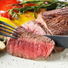 グラスフェッドビーフ ランプステーキ (牛ももステーキ) 250g 赤身肉 牧草牛 オーストラリア産