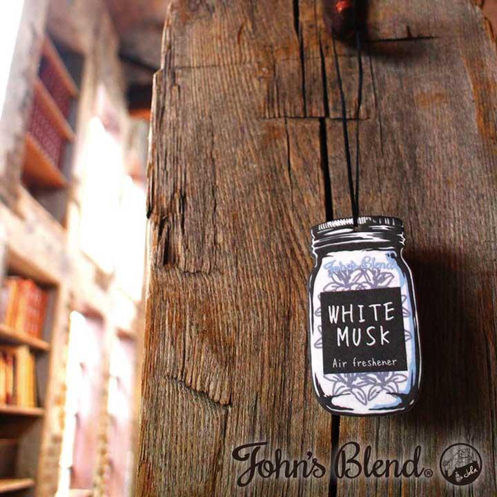 香氛系列-日本John's Blend空間芳香掛片6g-玄衣美舖