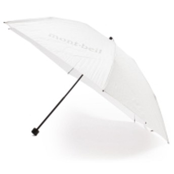 mont-bell / Travel Umbrella メンズ 折りたたみ傘 WT ONE SIZE