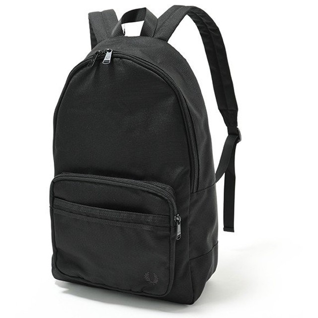 FRED PERRY フレッドペリー L5272 102 TONAL TIPPED BACKPACK リュッ