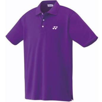 Yonex(ヨネックス) UNI ポロシャツ(スタンダードサイズ) 10300 パープル XO