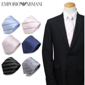 e04084560875 エンポリオ アルマーニ EMPORIO ARMANI ネクタイ メンズ イタリア製 シルク ビジネス 結婚式