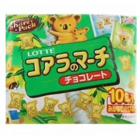 ロッテ コアラのマーチ シェアパック 12g×10袋 14コ入り 2014/08/05発売