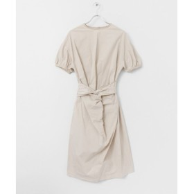 URBAN RESEARCH DOORS / アーバンリサーチ ドアーズ COSMIC WONDER Organic cotton wrapped dress