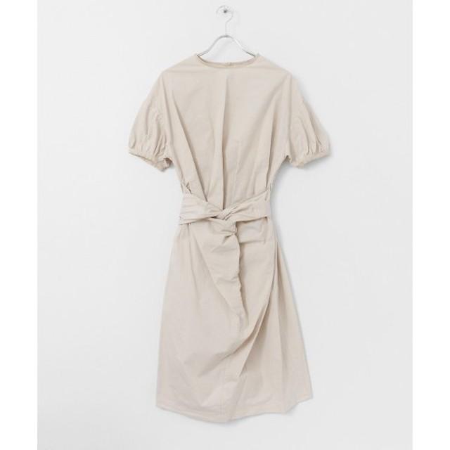 URBAN RESEARCH DOORS / アーバンリサーチ ドアーズ COSMIC WONDER Organic cotton wrapped dress