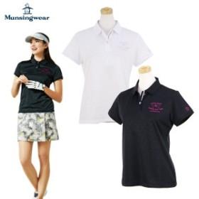 【30%OFFセール】ポロシャツ レディース マンシングウェア Munsingwear 2019 春夏 新作 ゴルフウェア