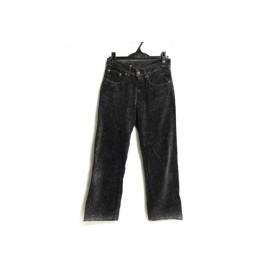 【中古】 ダルチザン STUDIO D'ARTISAN パンツ サイズ28 L レディース 黒 グレー ライトグレー