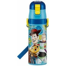 人気スケーター 子供用 直飲み ステンレス水筒 470ml トイストーリー 19 ディズニー SDC4 キッチン