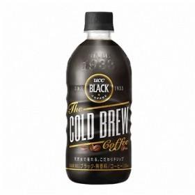 UCC 業務用 UCC BLACK COLD BREW PET 500ml 24本