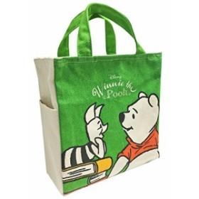 人気ディズニー スクエア保冷バッグ くまのプーさん APDS3384 キッチン