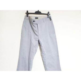 【中古】 フェンディ FENDI パンツ サイズ50 M メンズ グレー