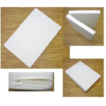 ミニベッド用 固綿敷布団 【二つ折りタイプ】 アジル オリジナル