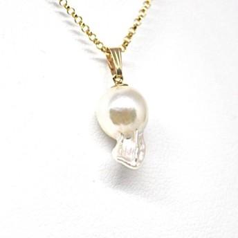 あこや本真珠の人魚のネックレスV