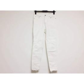 【中古】 ドロシーズ DRWCYS パンツ サイズ0 XS レディース 白