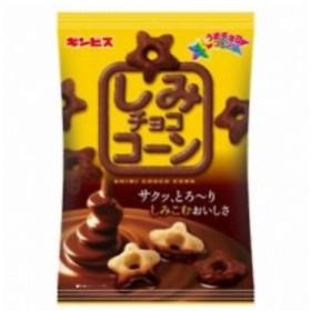 ギンビス しみチョココーン 70g 12コ入り 2017/03/06発売