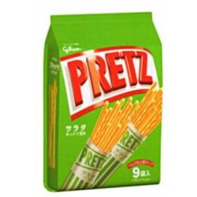 (お買い得)グリコ プリッツサラダ9袋 143g 6コ入り 2014/03/04発売
