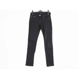 【中古】 ルシェルブルー LE CIEL BLEU パンツ サイズ34 S レディース 黒