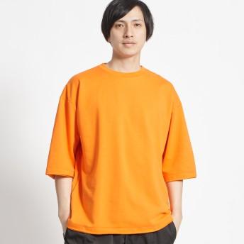Tシャツ - WEGO【MEN】 ミニ裏毛ビッグプルオーバー(7) BR19SP03-M014