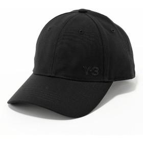 Y-3 ワイスリー adidas アディダス YOHJI YAMAMOTO コラボ DZ8696 LOGO CAP ベースボールキャップ 帽子 BLACK-NOIR  メンズ