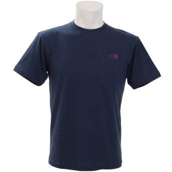 THE NORTH FACE(ノースフェイス)トレッキング アウトドア 半袖Tシャツ S/S SIMPLE LOGO PO NT31933A CM メンズ CM