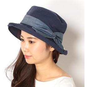 [マルイ]【セール】【手洗いできる】リボン付きセーラーハット(帽子/レディース)/ヤオキチ(YAOKICHI)