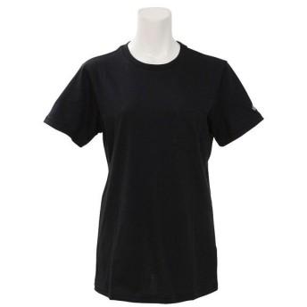THE NORTH FACE(ノースフェイス)トレッキング アウトドア 半袖Tシャツ S/S SIMPLE LOGO PO NTW31932A K レディース K
