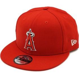 ニューエラ キャップ NEWERA 9FIFTY LOS ANGELS ロサンゼルス・エンジェルス メンズ レディース MLB 帽子 レッド系  11901196 SS19
