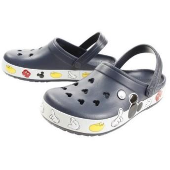 クロックス(crocs) クロックバンド ミッキー クロッグ #204377-90H (Lady's)