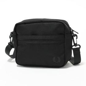 FRED PERRY フレッドペリー L5274 102 Tonal Tipped Side Bag ボディバッグ ベルトバッグ ウエストポーチ ユニセックス