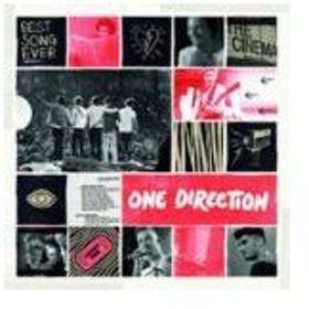 ONE DIRECTION CD/ベスト・ソング・エヴァー 13/8/21発売 オリコン加盟店予定