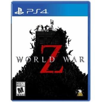 PS4 World War Z(ワールド・ウォーZ 北米版)〈Mad Dog Games〉[新品]