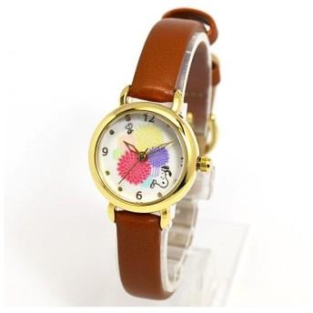 フィールドワーク 腕時計 ウォッチ/スヌーピー 小丸キュートウォッチ ブラウン PNT002-1(取寄せ/代引不可)